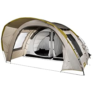 Quechua T62 6-person Adult Tent, Beige