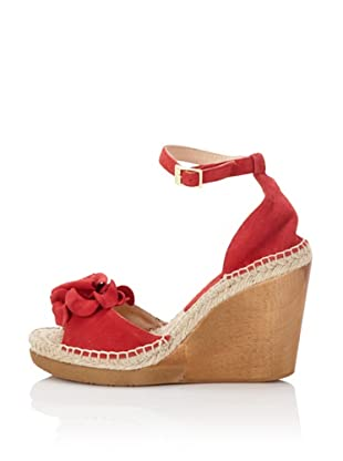 André Assous Women's Bachatana Wedge (Red)