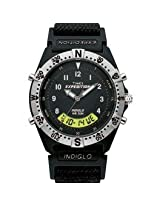 Timex Expedition Analog-Digital Grey Dial Men's Watch - MF46