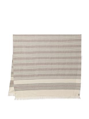Mundu Stripes Pareo (Taupe)