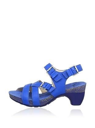 Think Sandalette Traudi (Blau)