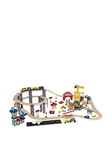 KidKraft City Train Set