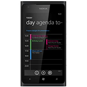 Nokia Lumia 900 (Black)