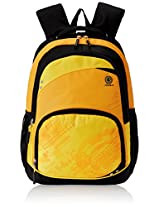 "Genius Nylon Children's Backpack (GN 1517 - 17""-ORANGE)"