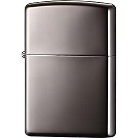 【クリックで詳細表示】ZIPPO (ジッポー) ライター PVD加工 ブラックアイス 150.YS: 腕時計通販