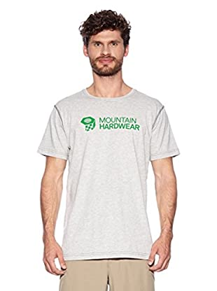 Mountain Hardwear Camiseta Graphic (Gris)