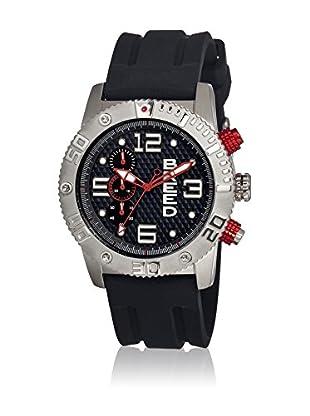 Breed Reloj con movimiento cuarzo japonés Brd3901 Negro 45  mm