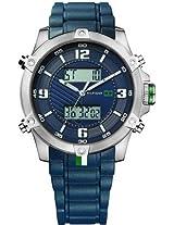 Tommy Hilfiger Analog - Digital Watch - For Men - Blue - NTH1790784/D