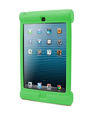Unotec Custodia Antiurto per Ipad Mini Kid Verde