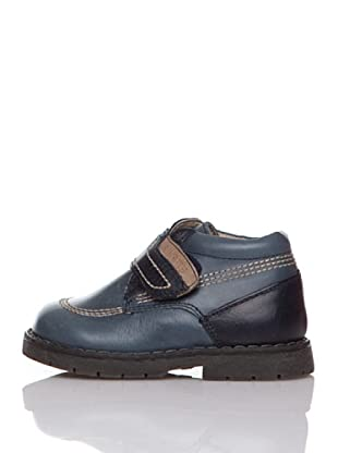 Billowy Botas Velcro (Azul)