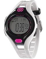 Soleus Women's SR019-112 DASH Digital Display Quartz White Watch