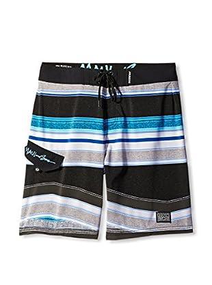 Maui & Sons Men's Riptide Boardshort