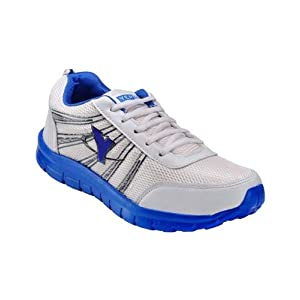 Yepme Antic Sports Shoes - White & Blue