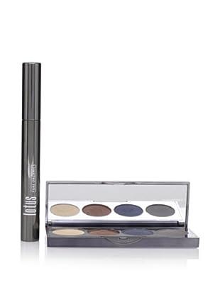 Lotus Cosmetics Deluxe Eye Palette 2-Piece Set