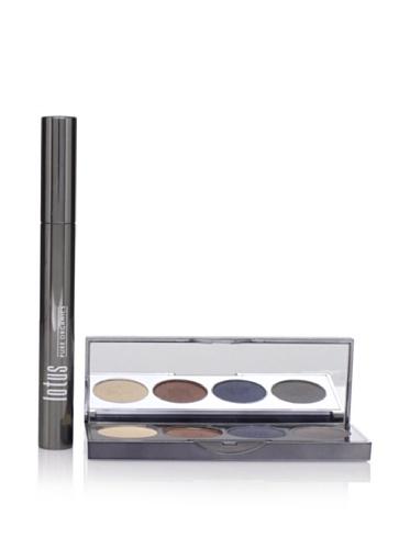 Lotus Cosmetics Deluxe Eye Pallete Set