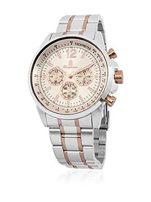Burgmeister Reloj de cuarzo 608-967 Plateado / Rosado 46 mm