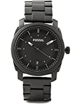 Fossil MACHINE Analog Watch - For Men Black - FS4775