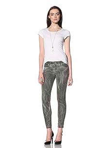 David Kahn Women's Nikki Skinny Ankle Jean (Desert Moon)