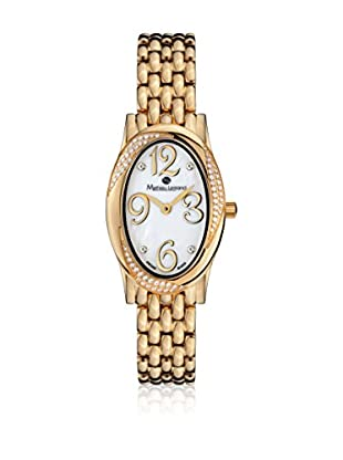 Mathieu Legrand Reloj de cuarzo Woman Dorado 23.0 mm