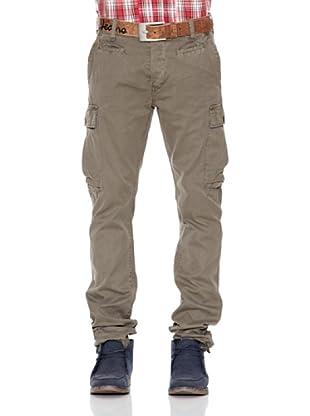 Pepe Jeans London Pantalón Varick (Caqui)