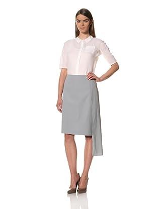 JIL SANDER Women's Skirt with Sash