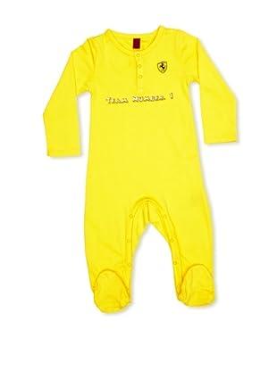 Ferrari Pijama Baby Night (Amarillo)
