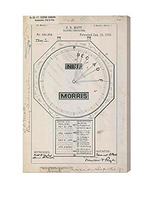Oliver Gal Motts Racing Indicator, 1891 Giclée On Canvas