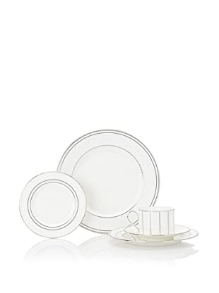 Mikasa Chelsea Platinum 5-Piece Place Setting
