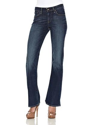 Levi´s Jeans Klassisch Demi Curve ID Slim 5-Pocket-Style (blue drama)