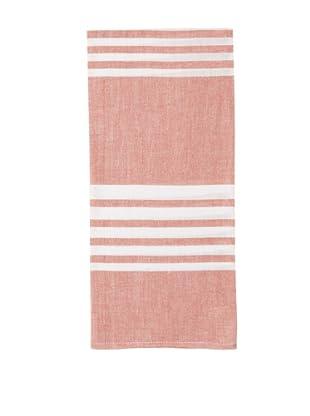 Nine Space Bali Kitchen Towel, Red