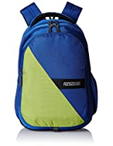 American Tourister Encarta Blue Laptop Backpack (Encarta 05_8901836132977)