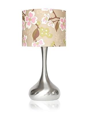 Nova Garden District Lamp, Pink
