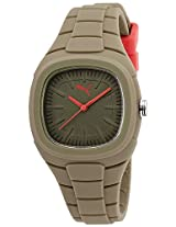 Puma Analog Green Dial Women's Watch - PU102882010