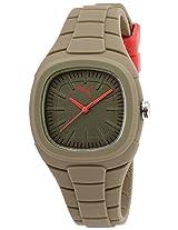 Puma Analog Green Dial Women's Watch - PU102882010