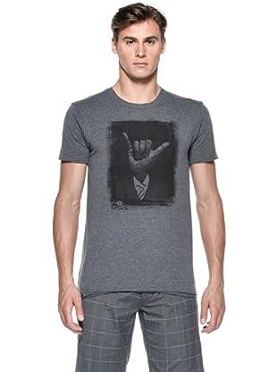 Rip Curl T-Shirt Shaka S/S Tee (Nero)