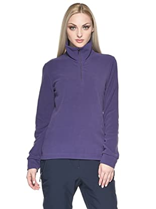 F.lli Campagnolo Damen Fleece Sweater (blau)