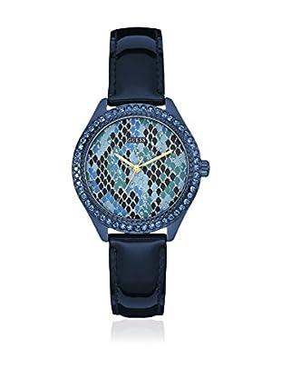 GUESS Uhr mit japanischem Mechanikuhrwerk Woman Mini Mystical W0626L3 36 mm