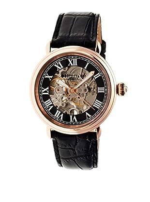 Heritor Automatic Uhr Ossibus Herhr1706 schwarz 47  mm