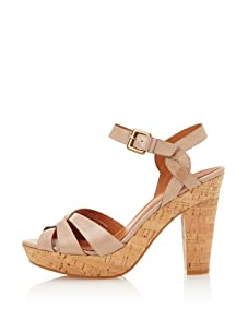 Ash Women's Henna Cork Sandal (Clay)