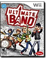 Disney Interactive Ultimate Band (Nintendo Wii) Action for Nintendo Wii for 10+