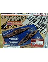 """Great Moments in History """"Attack on Pearl Harbor"""" Model Kit"""