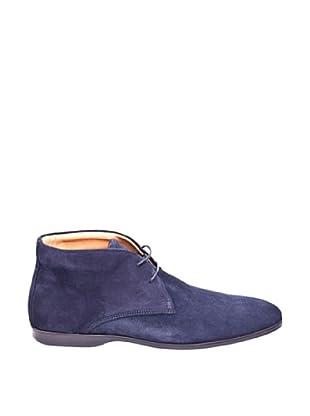 Cortefiel Zapatos Bota (Azul Marino)