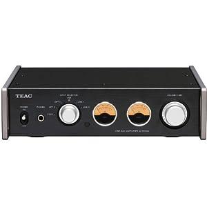 ティアック USB入力対応プリメインアンプ Reference 501 192kHz対応 (ブラック) AI-501DA-B