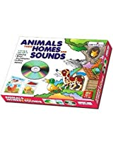 Creative's Animals,Their Homes And Sounds (Cd) 0921