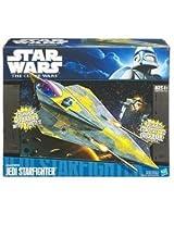 Anakins Starfighter Star Wars Clone Wars Vehicle