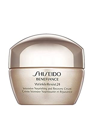 Shiseido Gesichtscreme Benefiance Wrinkle Resist 24 50.0 ml, Preis/100 ml: 129.98 EUR