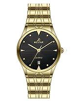 Westar Analog Black Dial Men's Watch EX7125GPN103