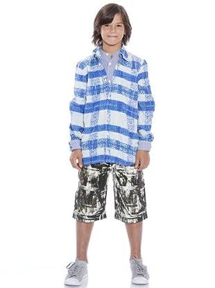 Custo Camisa Tommus (Azul)