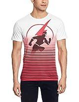 Dc Comics Men's Cotton T-Shirt