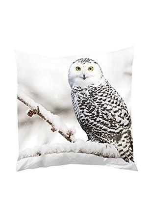 Good Morning Kissenbezug Snowy Owl